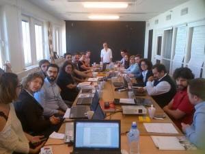 Το ΔΙΚΤΥΟ Κ.Α.Π.Α. συμμετέχει στην δεύτερη Ευρωπαϊκή συνάντηση της σύμπραξης CoopStarter