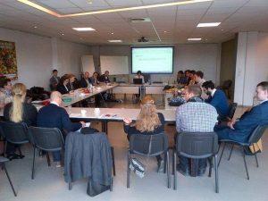 Tελευταία συνάντηση των συνεργαζόμενων συνεταιριστικών φορέων του προγράμματος Coopstarter
