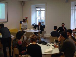 Τρίτη συνάντηση της σύμπραξης CoopStarter