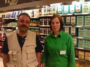 Στον συνεταιρισμό καταναλωτών CONSUM του Γκέτεμποργκ στην Σουηδία.