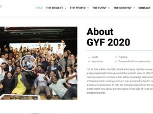 Παγκόσμιο Φόρουμ Νεολαίας για την Συνεταιριστική Επιχειρηματικότητα (GYF20)